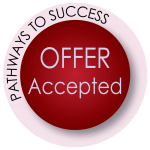 Pathways to Success: Offer Accepted