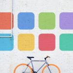 windows to wellness boxes and bicycle