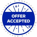 Welcome & Onboarding: Offer Accepted