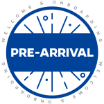 Welcome & Onboarding: Pre-Arrival