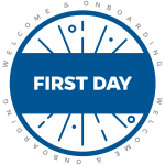 Welcome & Onboarding: First Day